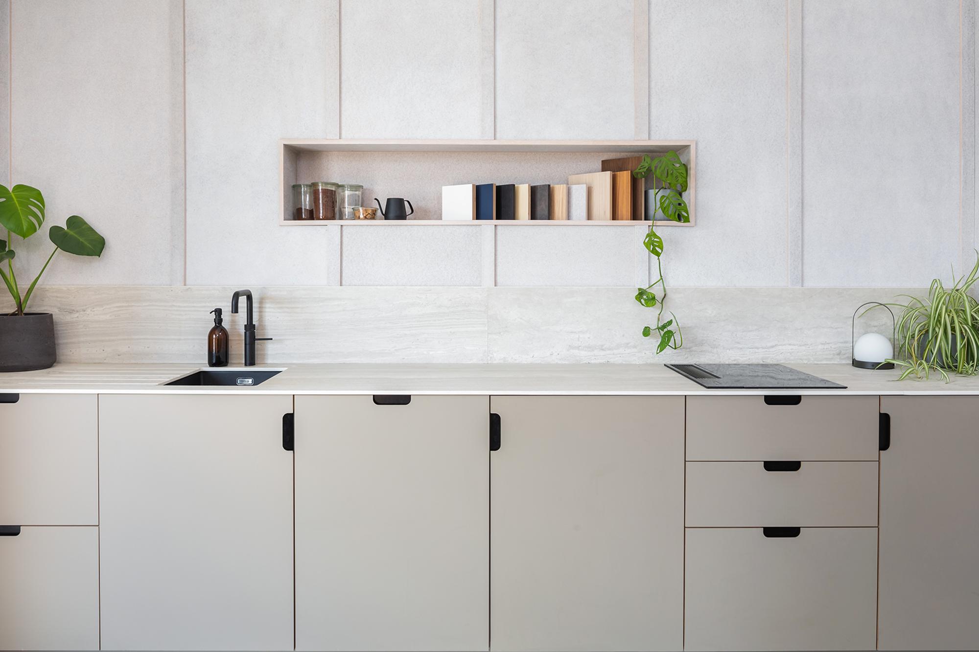 HUSK Kitchen Fronts - IKEA Replacement Fronts - HUSK Showroom - Bristol